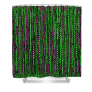 Deep Into The Rainforest Shower Curtain by Pepita Selles