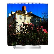 Deerfield House 1 Shower Curtain