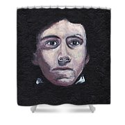 Delacroix Shower Curtain by Tom Roderick
