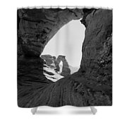 Delicate Arch 4 Shower Curtain