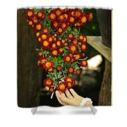 Delicate Touch Shower Curtain