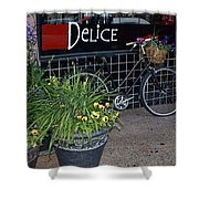 Delice Shower Curtain