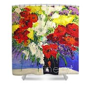 Delightful Shower Curtain