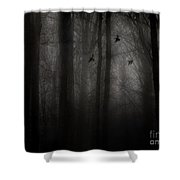 Deliverance Shower Curtain