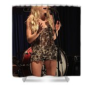 Delta Rae Shower Curtain