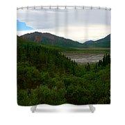 Denali National Park 2 Shower Curtain