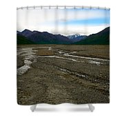 Denali National Park 3 Shower Curtain