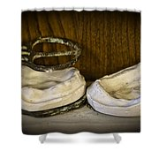 Dentist - The Denture Mold Shower Curtain
