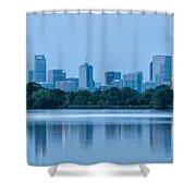 Denver Colorado Shower Curtain