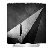 Denver Libeskind Shower Curtain