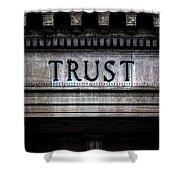 Depositors Trust Company Shower Curtain
