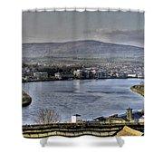 Derry View Shower Curtain