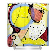 Desert Bloom Shower Curtain