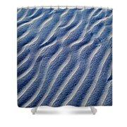 Desert Evening Designs Shower Curtain