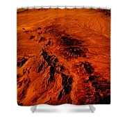 Desert Of Arizona Shower Curtain