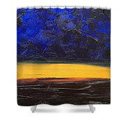 Desert Plains Shower Curtain