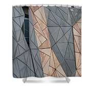 Design Elements Shower Curtain