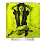 Designed By Nature Shower Curtain