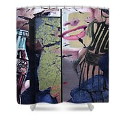 Designer Imperfections  Shower Curtain