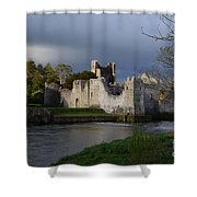 Desmond Castle Shower Curtain