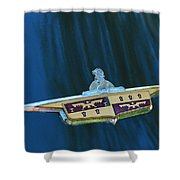 Desoto Emblem Shower Curtain