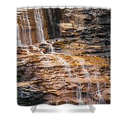 Desoto Falls Shower Curtain