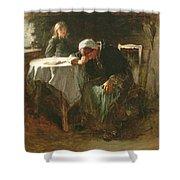 Despair, 1881 Shower Curtain