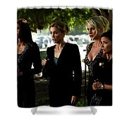 Desperate Housewives Tv Serie - 1 Shower Curtain