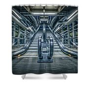 Destiny Shower Curtain by Everet Regal