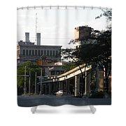 Detroit3 Shower Curtain