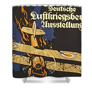 Deutsche Luftkriegsbeute Ausstellung Shower Curtain