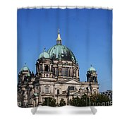 Deutscher Dom Shower Curtain