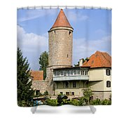Deutschland, Bayern, Franken Shower Curtain by Tips Images