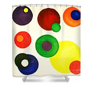 Developing Strategy Shower Curtain