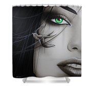 Deviant II Shower Curtain