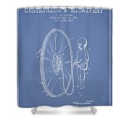 Device For Teaching Obstetrics And Midwifery Patent From 1951 -  Shower Curtain
