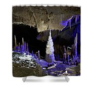Devils's Cave 5 Shower Curtain