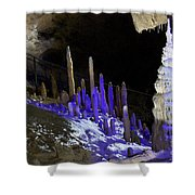 Devils's Cave 6 Shower Curtain