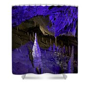 Devils's Cave 7 Shower Curtain
