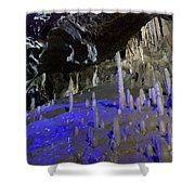 Devils's Cave 8 Shower Curtain
