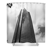 Devon Tower In Okc Shower Curtain