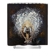 Devotion Shower Curtain