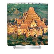 Dhammayangyi Temple - Bagan Shower Curtain