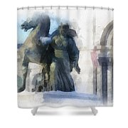 Dianaart Shower Curtain