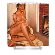 Diane  - I - Shower Curtain