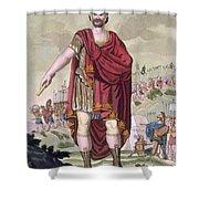 Dictator, 1796 Shower Curtain