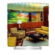 Diemaxium Living Room Shower Curtain