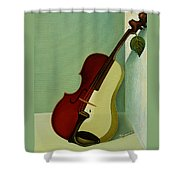 Differences Shower Curtain