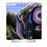 Different Tales Different Scenes Shower Curtain