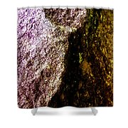Y - Different Ways To Explore - Abstract 004 Shower Curtain